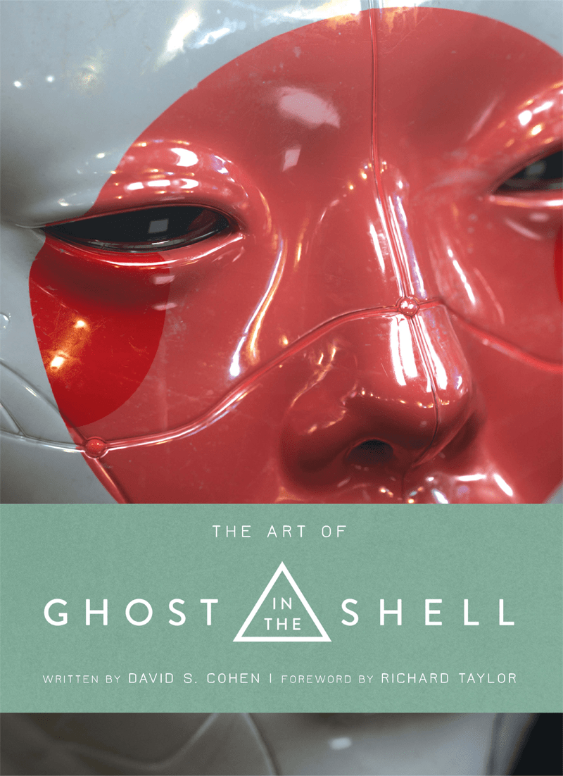 New concept artbook shows off Ghost in the Shell movie production design