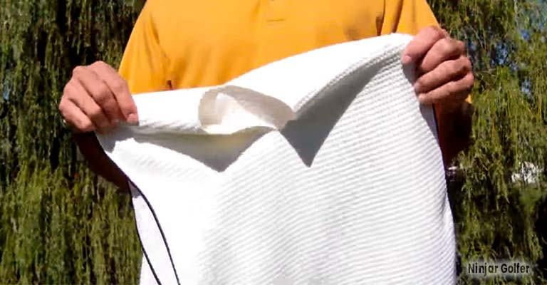 best golf towel