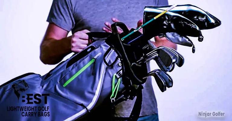 Lightweight Golf Carry Bag