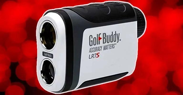 GolfBuddy LR7S Golf Rangefinder Review