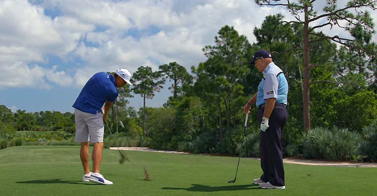 What is a Cut Shot in Golf