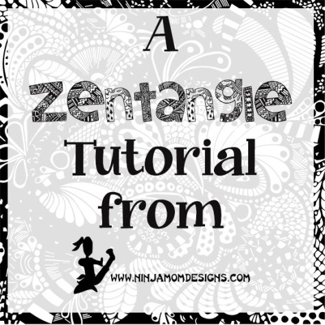 zentangle tutorial