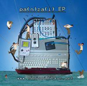 Paza Rahm - Panzai EP