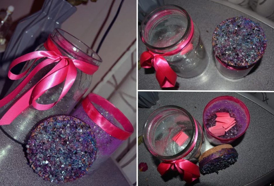 Copyright @ Ninni Undén || DIY: A memory and a wish jar