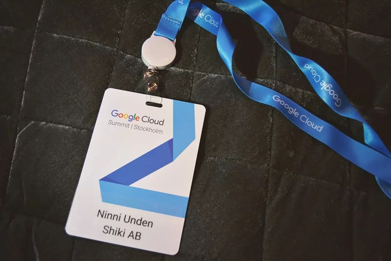 Google Cloud Summit Stockholm