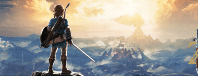 The Legend of Zelda – Breath of the Wild (Wii U) – A few hours in