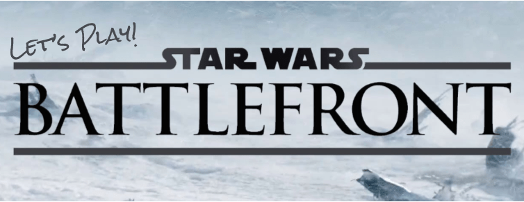 Star Wars Battlefront – Initial Impressions
