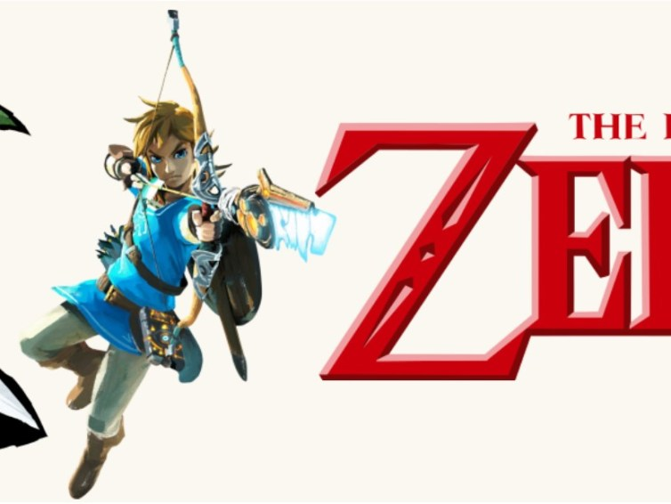 The Wii U Tri-Fecta – Zelda time!