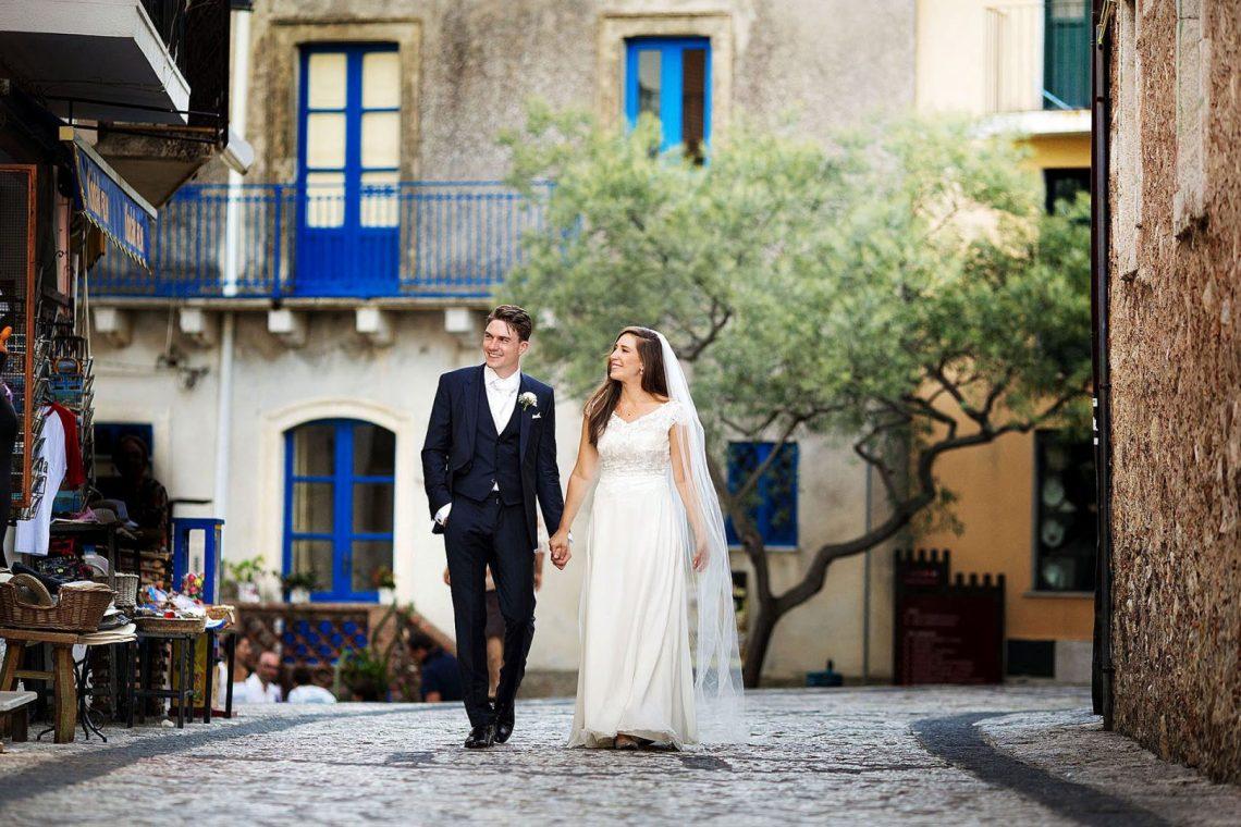 Fotografo Matrimonio a Taormina