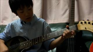 シェリー/尾崎 豊(音声修正済み)ZO-3ギター弾き語り by SHOGO(10歳)