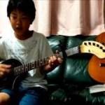 夏休み/吉田拓郎 ZO-3ギター弾き語り by SHOGO(11歳)