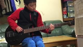 「こいのうた」Go!Go!7188 ベース弾き語り 初演奏