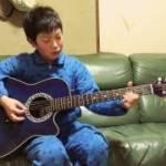 青空/THE BLUE HEARTS カバーギター弾き語り(練習中)