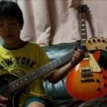吉田拓郎/どうしてこんなに悲しいんだろう ギター弾き語り(10歳)