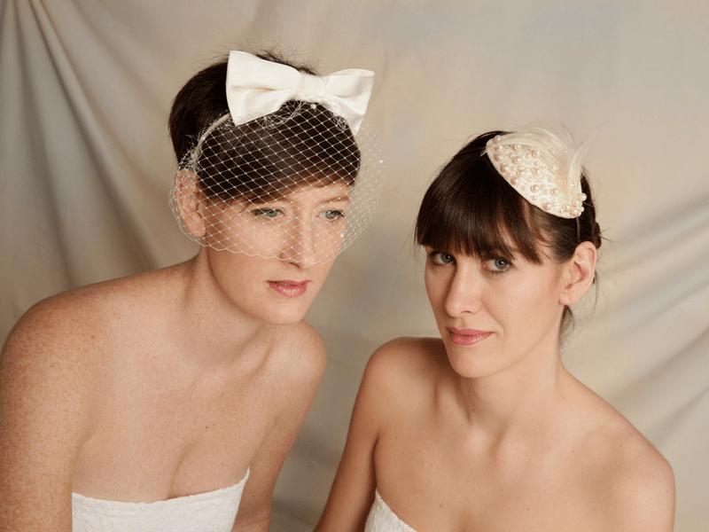 Duo Serre-tete et Noeud Duchesse