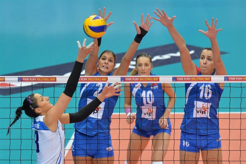 La defensa en voleibol: técnicas de bloqueo