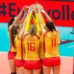 Consideraciones sobre el papel de la selección española femenina de voleibol en los Europeos 2021