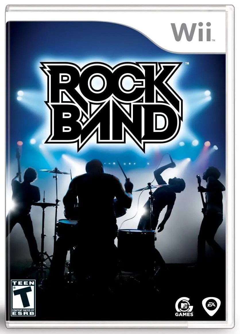 Rock Band 2 Nintendo Switch Y 3DS