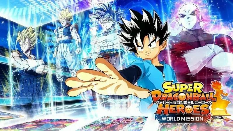 El 4 De Abril Super Dragon Ball Heroes World Mission Se Lanzar En Japn Ms Imgenes Y