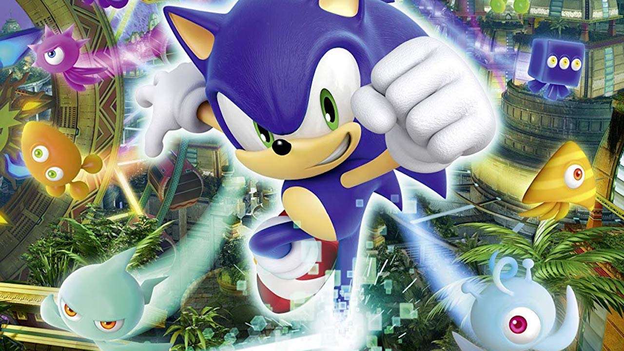 Sonic Colours Review Ds Nintendo Insider