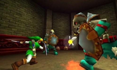 The Legend of Zelda: Ocarina of Time 3D 02