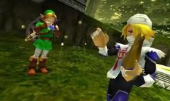 The Legend of Zelda: Ocarina of Time 3D 06