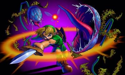 The Legend Of Zelda: Ocarina Of Time 3D Review Header