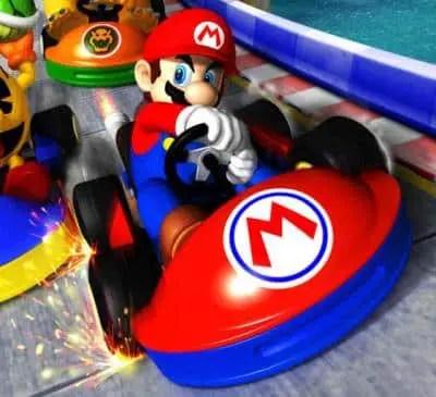 Christmas Mario Kart.Super Mario 3d Land And Mario Kart 7 Set For Christmas