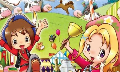 Harvest Moon: Grand Bazaar Review Header