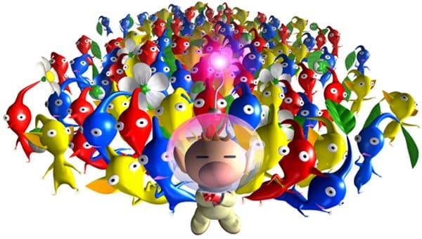 Miyamoto Enjoying Working On Pikmin 3 Nintendo Insider