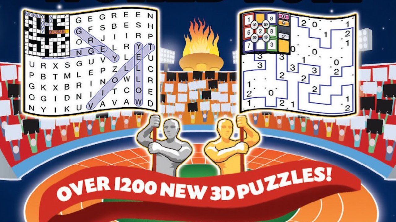 Puzzler World 2012 Review Banner