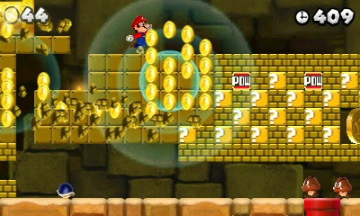 New Super Mario Bros. 2 Review Screenshot 1