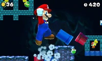 New Super Mario Bros. 2 Review Screenshot 2