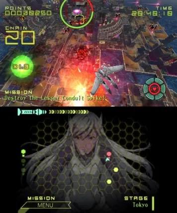 Liberation Maiden Review Screenshot 1