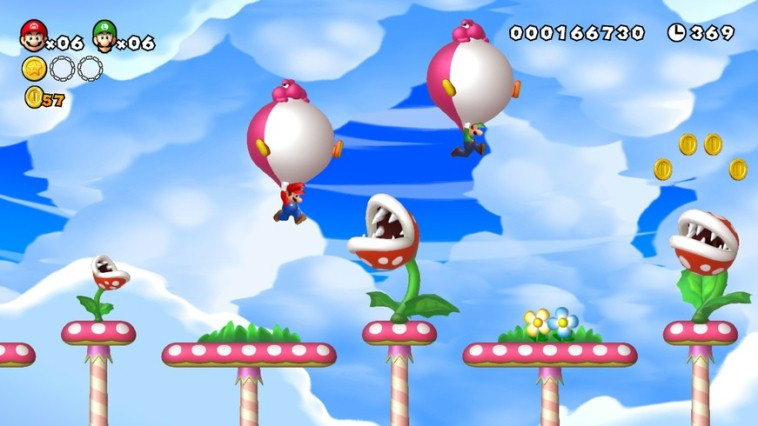 New Super Mario Bros. U Review Screenshot 3