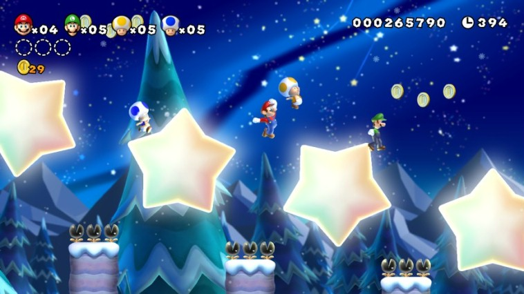 New Super Mario Bros. U Review Screenshot 5