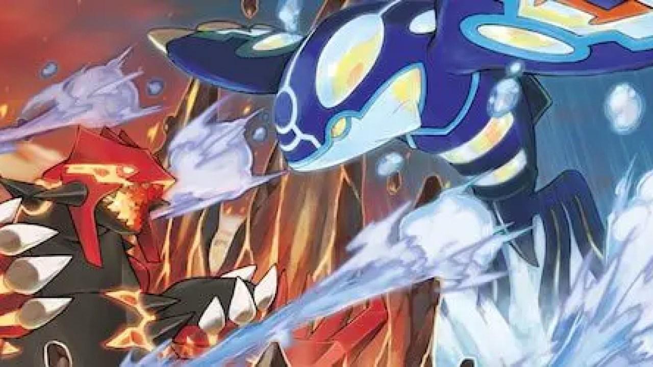 New Pokémon Movie To Star Primal Kyogre And Primal Groudon