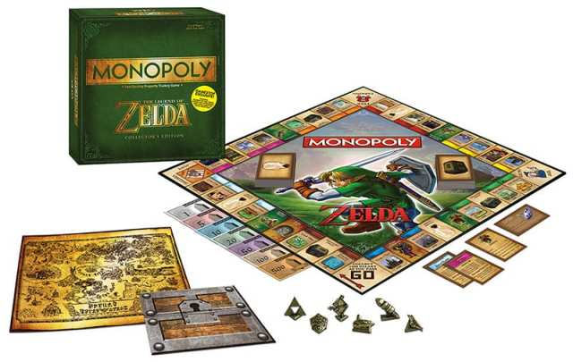monopoly-the-legend-of-zelda