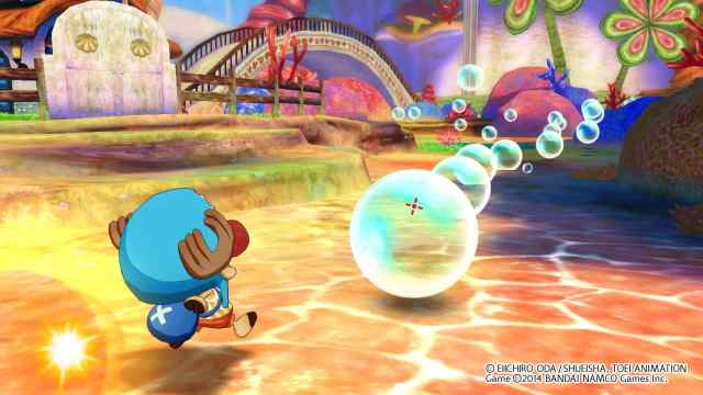 one-piece-unlimited-world-red-bubble-gathering-screenshot-2