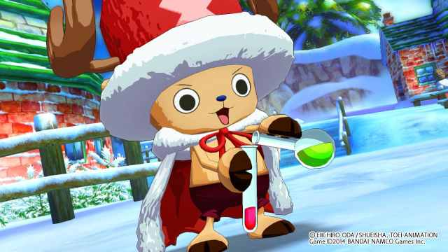 one-piece-unlimited-world-red-chopper-christmas-outfit-screenshot-2