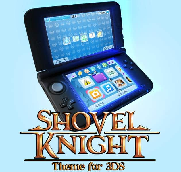 shovel-knight-3ds-theme