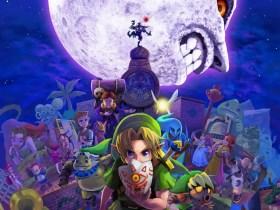 The Legend Of Zelda: Majora's Mask 3D Review Header