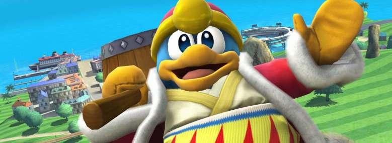 King Dedede Amiibo No 28 Super Smash Bros Collection Nintendo