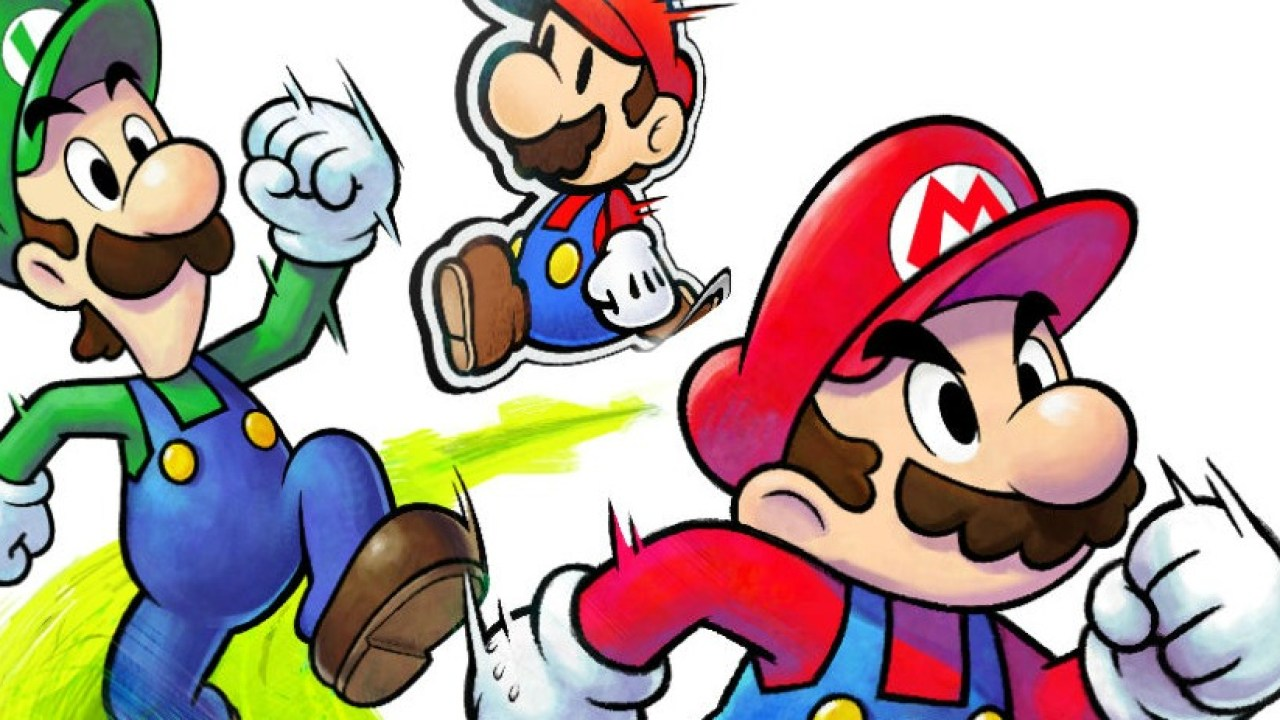 Mario Luigi Paper Jam Bros Launches In Europe And Australia In