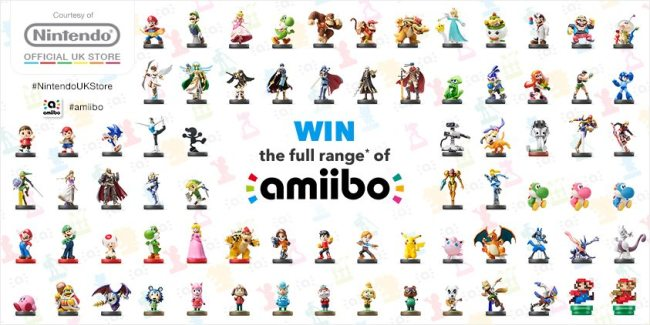 amiibo-competition