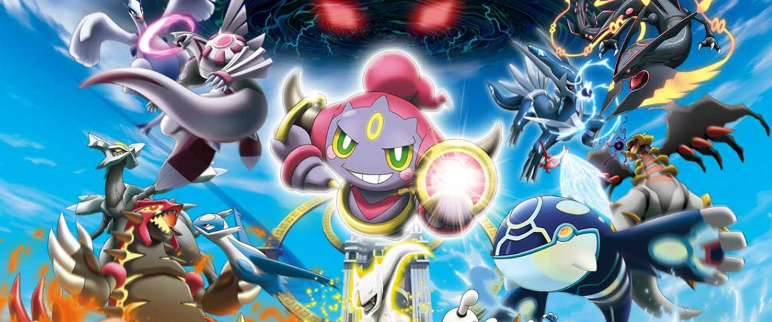 Pokemon The Movie Hoopa And The Clash Of Ages Digital Download