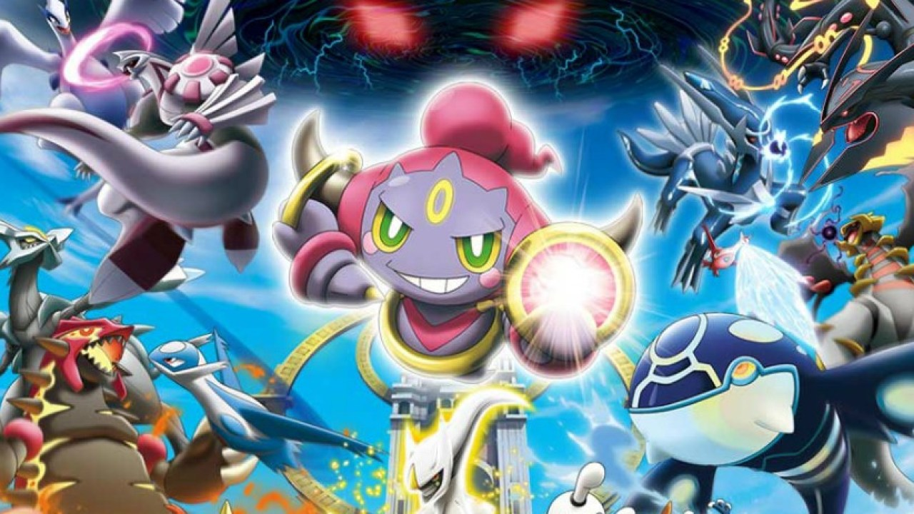 Netflix Adds Pokemon The Movie Hoopa And The Clash Of Ages