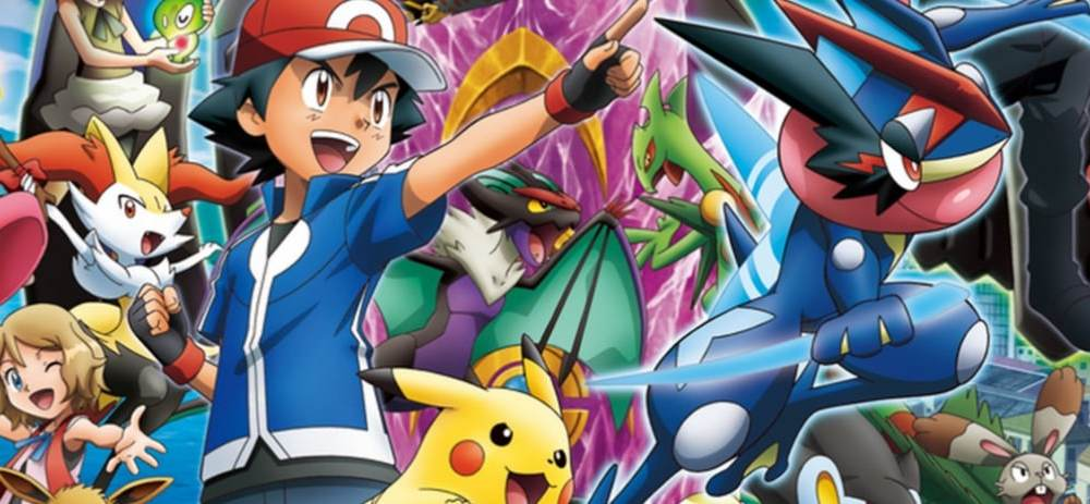 Pokemon The Series Xyz Starts On Cartoon Network In February