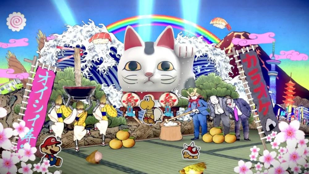 paper-mario-color-splash-cat-o-luck