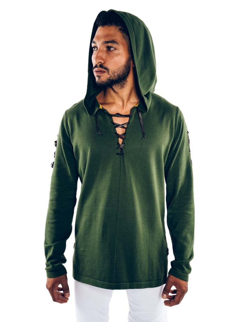 link-cape-knit-hoodie-image
